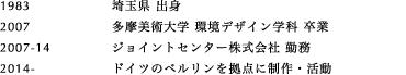 profile japanaese